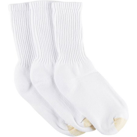 Gold Toe Womens 3-pk. Ultra Tec Crew Socks