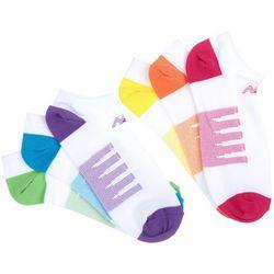 New Balance Womens 6-pk. Lightning Dry Socks