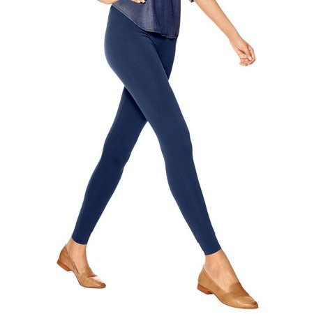 Hue Womens Brushed Seamless Leggings