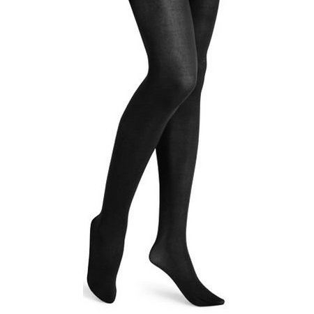 Hue Womens Opaque Control Top Tights