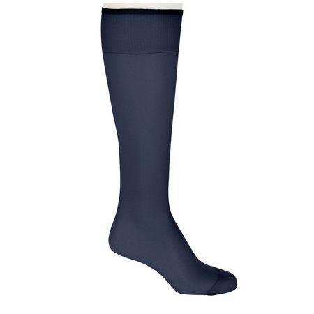 Hanes Silk Reflections Reinforced Toe Knee-highs