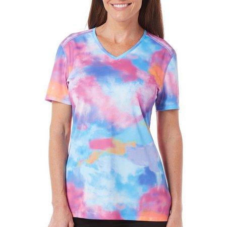 Reel Legends Womens Freeline Hanging Sky T-Shirt
