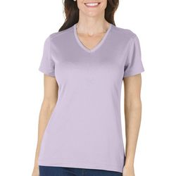 Reel Legends Womens Freeline V-Neck Top