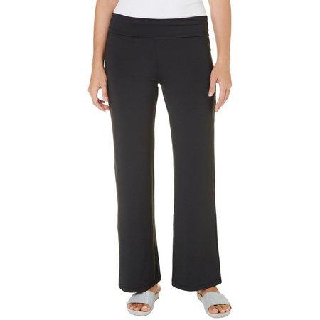 Reel Legends Womens Keep It Cool Solid Pants