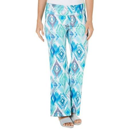 Reel Legends Womens Keep It Cool Diamond Pants