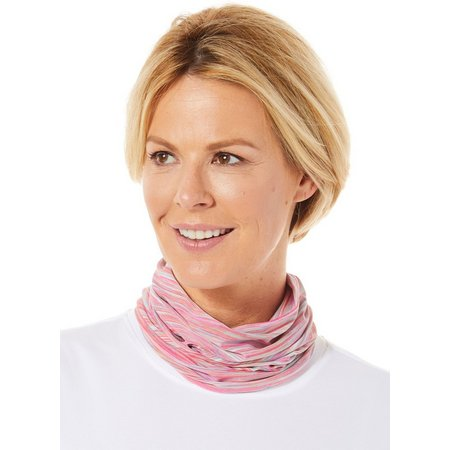 Reel Legends Womens Space Dyed Neck Shield