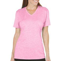 Reel Legends Womens Freeline Short Sleeve T-Shirt
