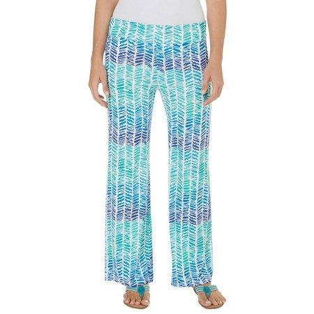 Reel Legends Womens Keep It Cool Wave Pants