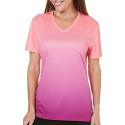 Reel Legends Womens Freeline Short Sleeve Top