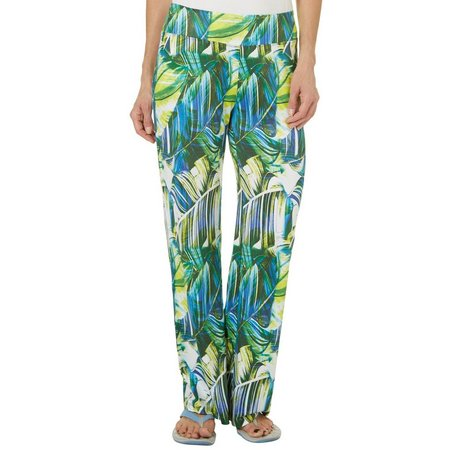 Reel Legends Womens Keep It Cool Palm Frond