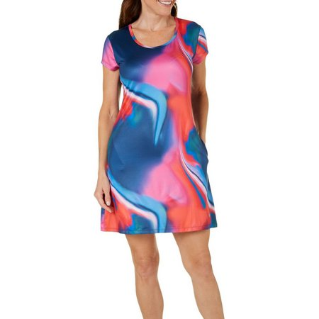 Reel Legends Womens Keep It Cool Wave Motion