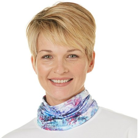 Reel Legends Womens Keep It Cool Splat Neck