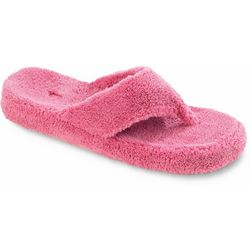 Acorn Womens Spa Thong Slippers