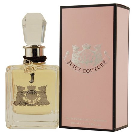Juicy Couture Womens Eau De Parfum Spray 3.4
