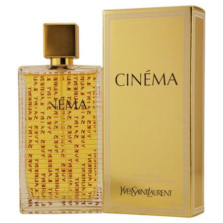 Cinema Womens Eau De Parfum Spray 3 oz.