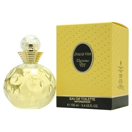 Dolce Vita Womens Eau De Toilette Spray 3.4