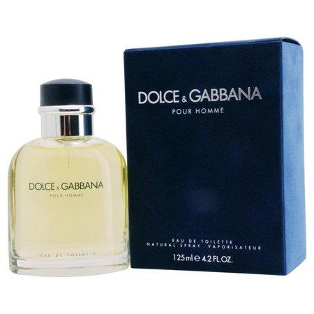 Dolce & Gabbana Mens Eau De Toilette Spray