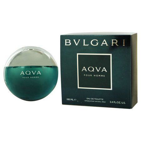 Bvlgari Aqua Mens Eau De Toilette Spray 3.4