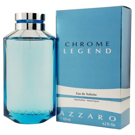 Chrome Legend Mens Eau De Toilette Spray 4.2
