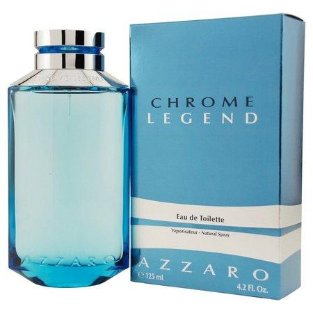 Chrome Legend Mens Eau De Toilette Spray 4.2