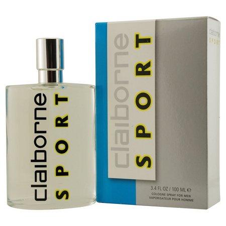 Claiborne Sport Mens Cologne Spray 3.4 oz.