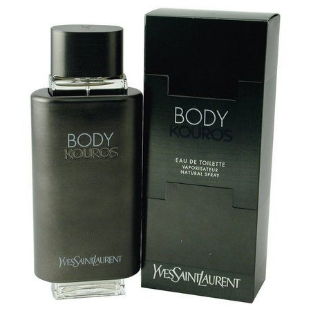 Kouros Body Mens Eau De Toilette Spray 3.3