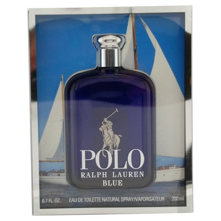Polo Blue Mens Eau De Toilette Spray 6.7