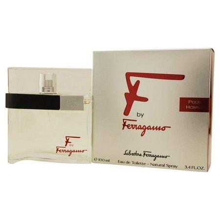 F By Ferragamo Mens Eau De Toilette Spray