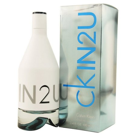 CK In2U Mens Eau De Toilette Spray 3.4