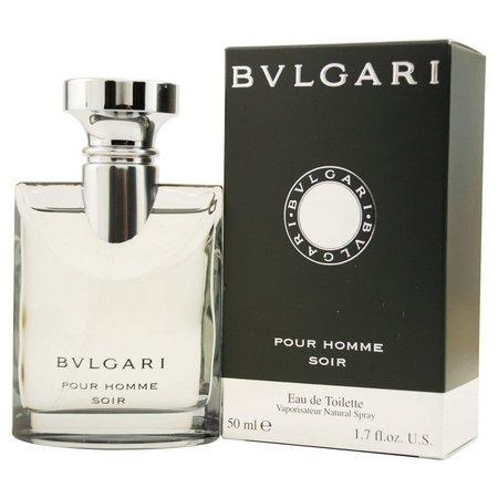 Bvlgari Pour Homme Soir Mens EDT Spray 1.7