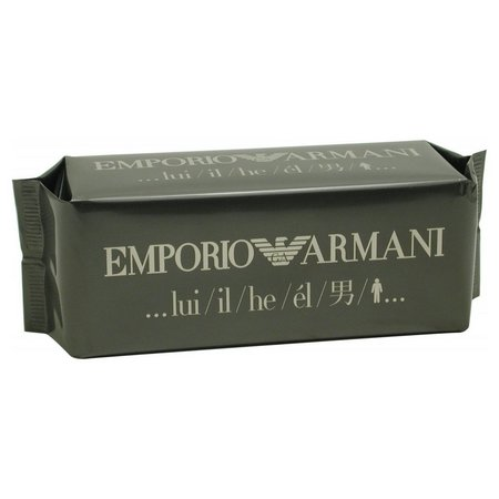 Emporio Armani Mens Eau De Toilette Spray 1.7