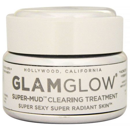 GlamGlow Womens Super Mud Clearing Treatment