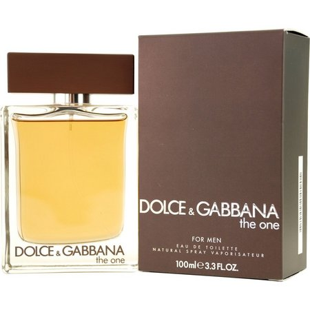 Dolce & Gabbana Mens The One Edt Spray