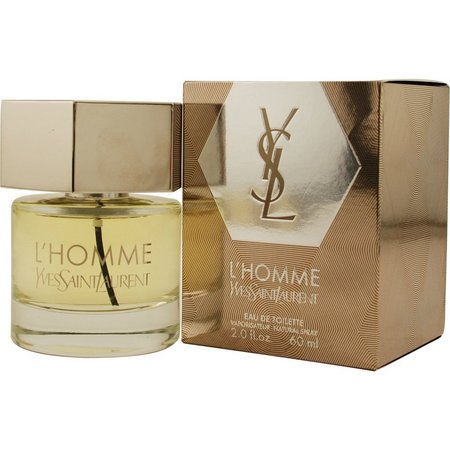 L'Homme Yves Saint Laurent Mens Edt Spray 2