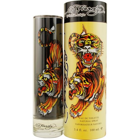 Christian Audigier Mens Ed Hardy Edt Spray 3.4