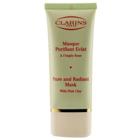Clarins Womens Pure & Radiant Mask