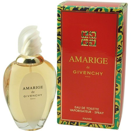 Givenchy Womens Amarige Edt Spray 3.3 Oz