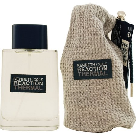 Kenneth Cole Reaction Mens Thermal Edt Spray 3.4