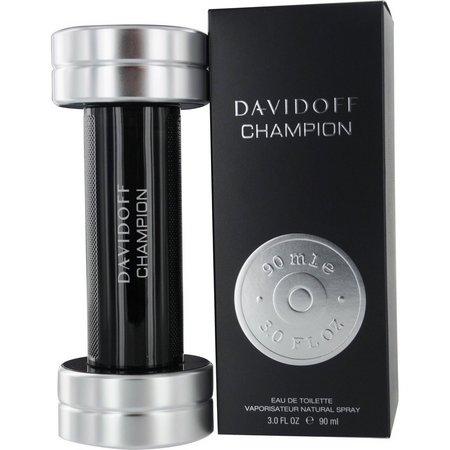 Davidoff Mens Champion Edt Spray 3 Oz