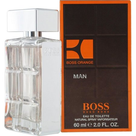 Hugo Boss Mens Boss Orange Man Edt Spray