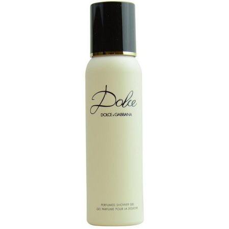 Dolce & Gabbana Womens Dolce Shower Gel 3.4