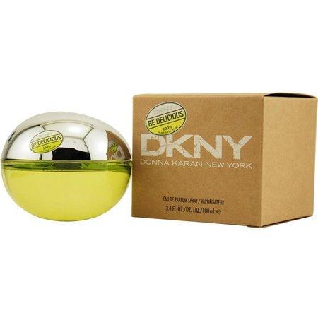 DKNY Womens Be Delicious EDP 3.4 oz. Spray