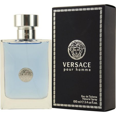 Gianni Versace Mens Signature EDT Spray 3.4 oz.