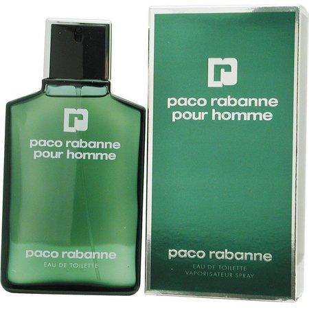 Paco Rabanne Mens EDT Spray 3.4 oz.
