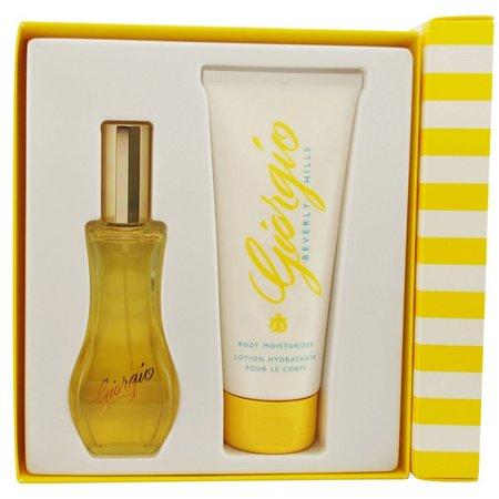 Giorgio Womens 2 pc Perfume Gift Set