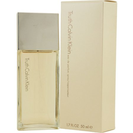 Calvin Klein Womens Truth EDP Spray 3.4 oz.