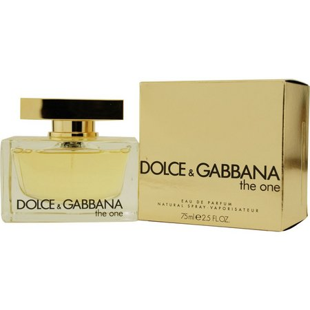 Dolce & Gabbana The One Womens EDP 2.5