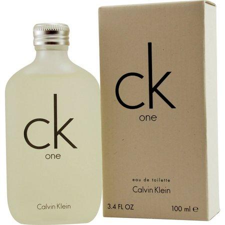 Calvin Klein Unisex CK One EDT Spray 3.4