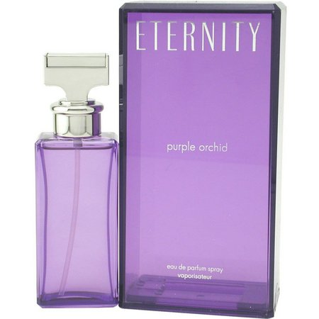 Calvin Klein Womens Eternity Purple Orchid EDP