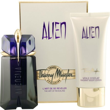 Alien Womens EDP Spray & Lotion Set